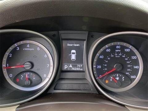 2013 Hyundai Santa Fe Sport for sale at CU Carfinders in Norcross GA