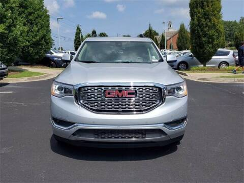 2018 GMC Acadia for sale at Southern Auto Solutions - Lou Sobh Honda in Marietta GA