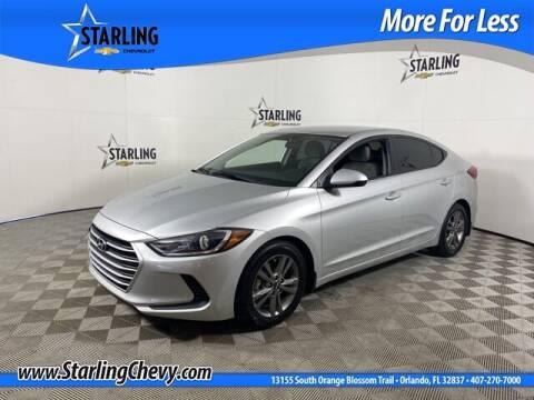2018 Hyundai Elantra for sale at Pedro @ Starling Chevrolet in Orlando FL