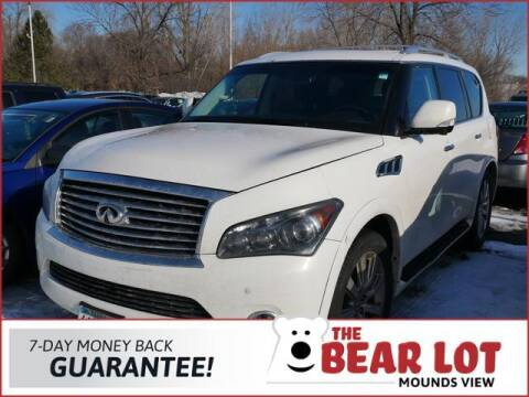 2011 Infiniti QX56 for sale at Rydell Auto Outlet in Mounds View MN