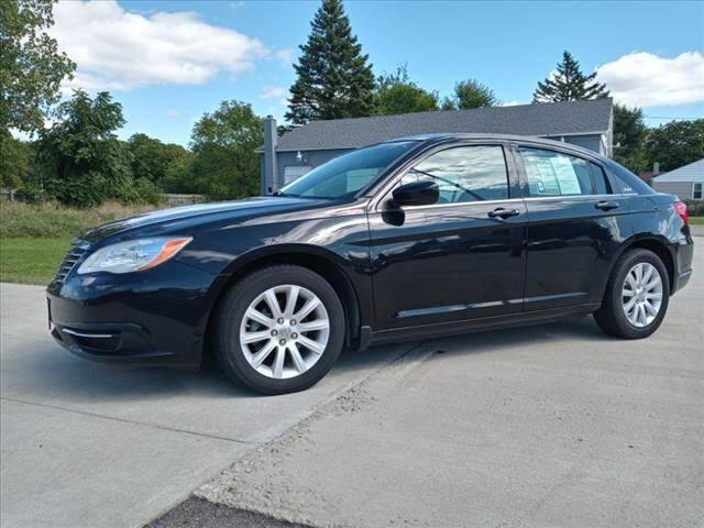 2014 Chrysler 200 for sale at Royal AutoTec in Battle Creek MI