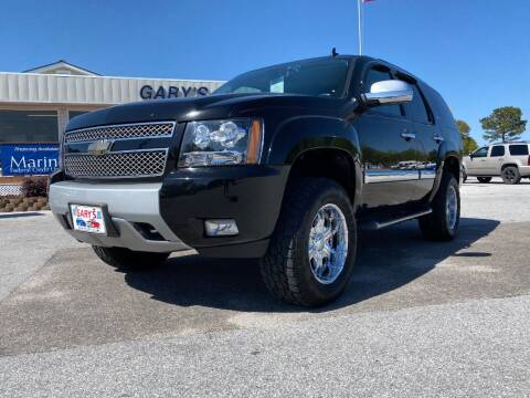 2008 Chevrolet Tahoe for sale at Gary's Auto Sales in Sneads NC