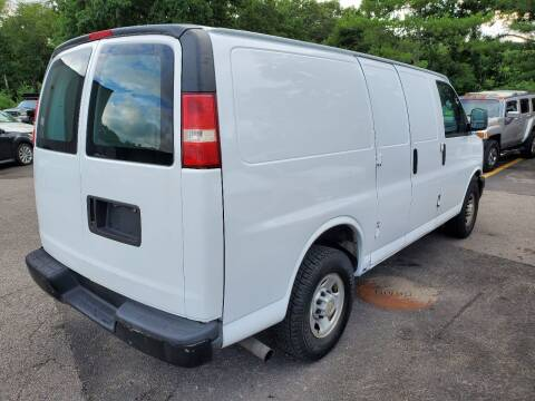 2005 Chevrolet Express Cargo for sale at MX Motors LLC in Ashland MA