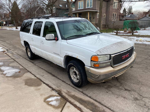 2002 GMC Yukon XL for sale at RIVER AUTO SALES CORP in Maywood IL