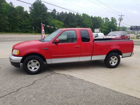 2003 Ford F-150 for sale at Preferred Auto Sales in Tyler TX
