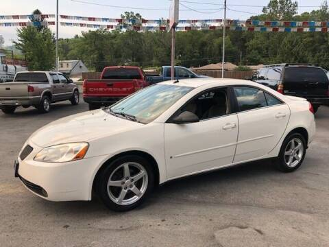 2008 Pontiac G6 for sale at INTERNATIONAL AUTO SALES LLC in Latrobe PA
