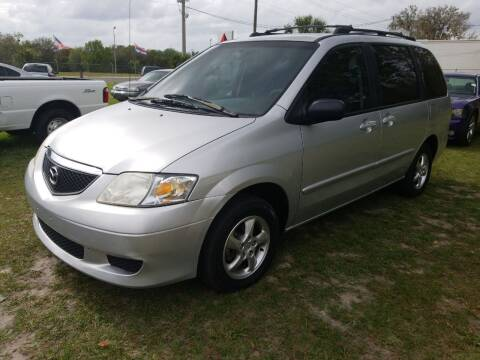 2002 Mazda MPV for sale at Massey Auto Sales in Mulberry FL