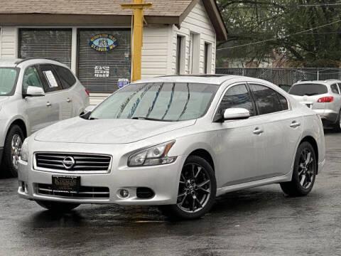 2012 Nissan Maxima for sale at Kugman Motors in Saint Louis MO