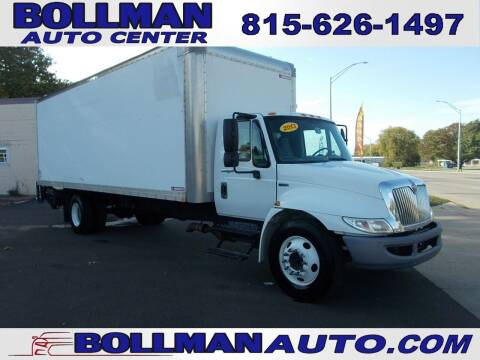 2013 International DuraStar 4300 for sale at Bollman Auto Center in Rock Falls IL