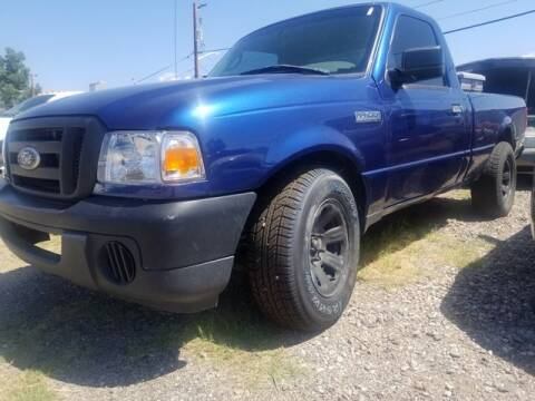 2010 Ford Ranger for sale at Hotline 4 Auto in Tucson AZ