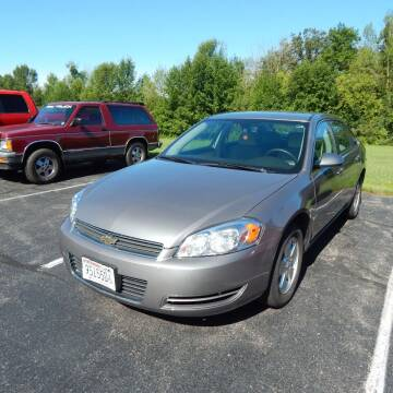 2008 Chevrolet Impala for sale at TIM'S ALIGNMENT & AUTO SVC in Fond Du Lac WI