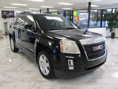 2011 GMC Terrain for sale at Dealer One Auto Credit in Oklahoma City OK