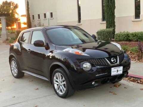 2011 Nissan JUKE for sale at Auto King in Roseville CA