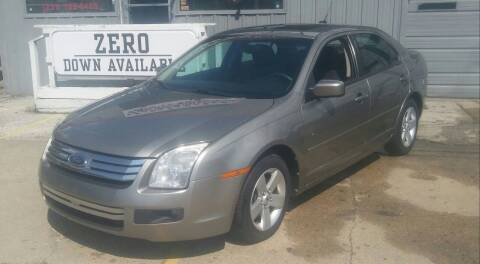 2009 Ford Fusion for sale at Wicked Motorsports in Muskegon MI