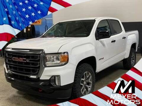 2021 GMC Canyon for sale at Meyer Motors in Plymouth WI