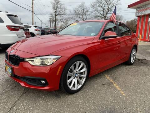 2018 BMW 3 Series for sale at AUTORAMA SALES INC. - Farmingdale in Farmingdale NY