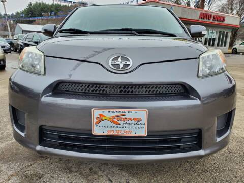 2010 Scion xD for sale at Extreme Auto Sales LLC. in Wautoma WI