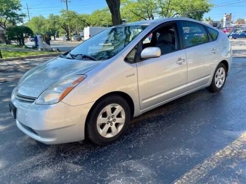 2006 Toyota Prius for sale at Del Sol Auto Mart in Des Plaines IL