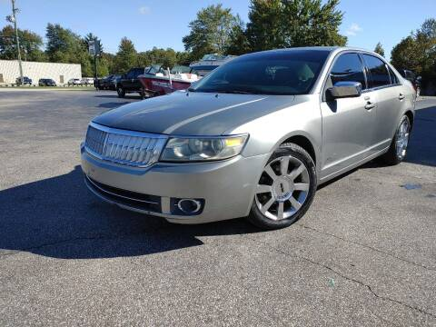 2009 Lincoln MKZ for sale at Cruisin' Auto Sales in Madison IN