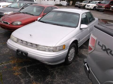 1995 Mercury Sable for sale at M & N CARRAL in Osceola IN