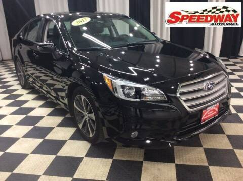 2017 Subaru Legacy for sale at SPEEDWAY AUTO MALL INC in Machesney Park IL