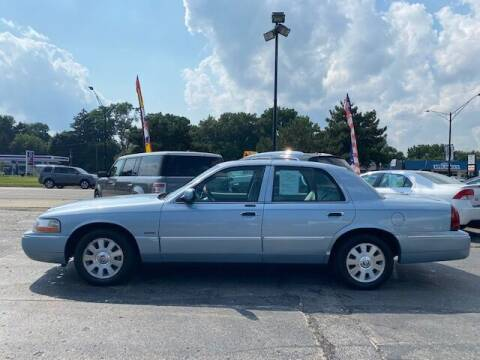 2003 Mercury Grand Marquis for sale at Extreme Auto Sales in Clinton Township MI