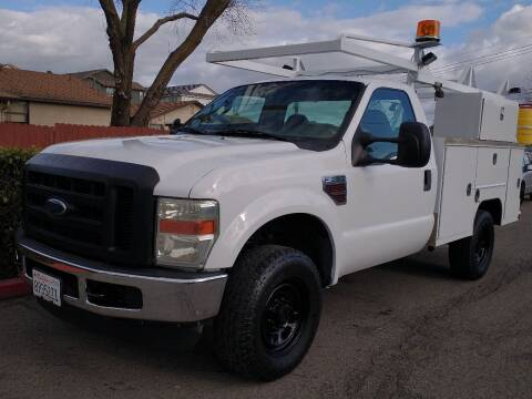 2008 Ford F-350 Super Duty for sale at California Diversified Venture in Livermore CA