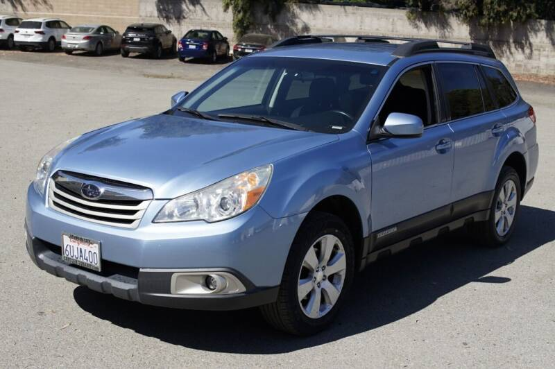 2012 Subaru Outback for sale at Sports Plus Motor Group LLC in Sunnyvale CA