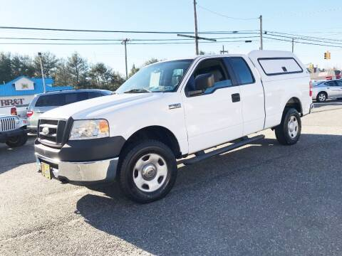 2007 Ford F-150 for sale at New Wave Auto of Vineland in Vineland NJ