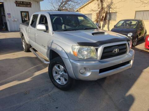 2006 Toyota Tacoma for sale at Bad Credit Call Fadi in Dallas TX
