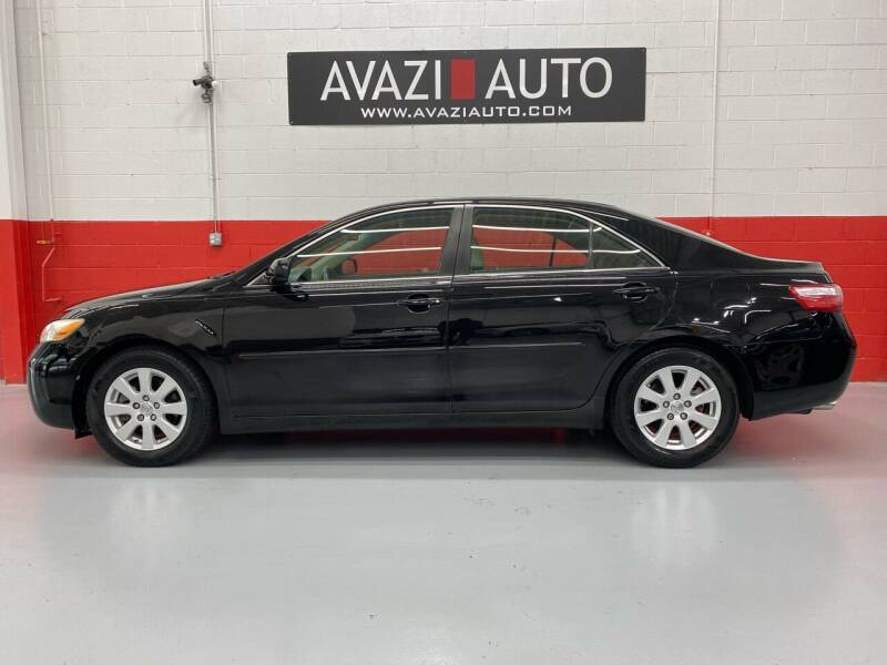 2008 Toyota Camry for sale at AVAZI AUTO GROUP LLC in Gaithersburg MD