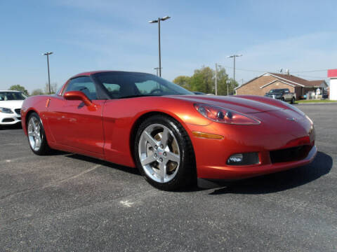 2005 Chevrolet Corvette for sale at TAPP MOTORS INC in Owensboro KY