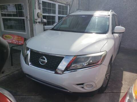 2015 Nissan Pathfinder for sale at Track One Auto Sales in Orlando FL