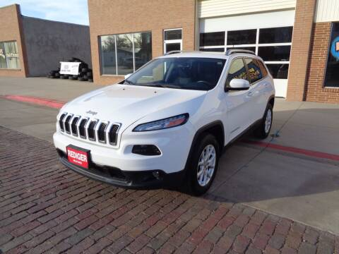 2017 Jeep Cherokee for sale at Rediger Automotive in Milford NE