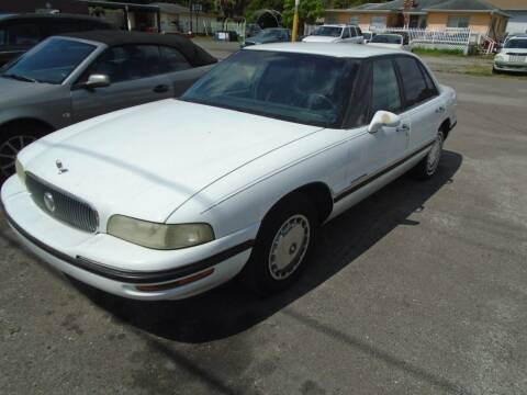 1999 Buick LeSabre for sale at Bargain Auto Mart Inc. in Kenneth City FL