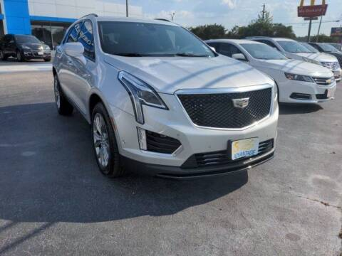 2020 Cadillac XT5 for sale at Strosnider Chevrolet in Hopewell VA