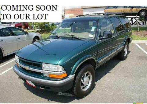 1998 Chevrolet Blazer for sale at FASTRAX AUTO GROUP in Lawrenceburg KY