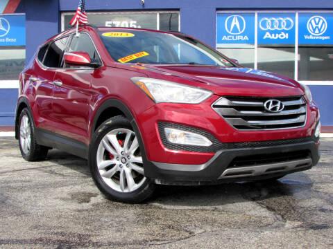 2013 Hyundai Santa Fe Sport for sale at Orlando Auto Connect in Orlando FL