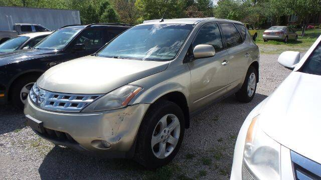 2005 Nissan Murano for sale at Tates Creek Motors KY in Nicholasville KY