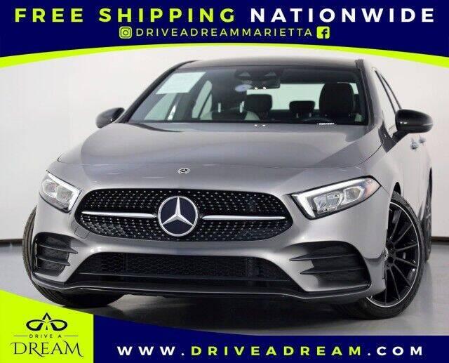 2019 Mercedes-Benz A-Class for sale in Marietta, GA