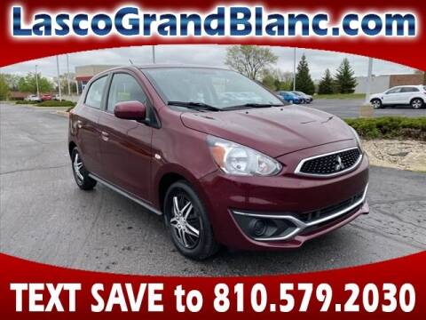 2019 Mitsubishi Mirage for sale at LASCO FORD in Fenton MI