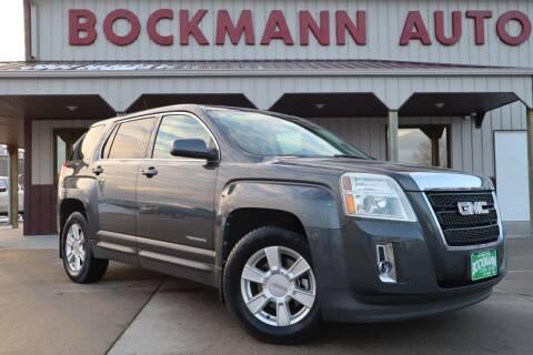 2011 GMC Terrain for sale at Bockmann Auto Sales in St. Paul NE