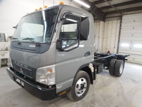 2007 Mitsubishi Fuso FE-84 D for sale at Michael's Truck Sales Inc. in Lincoln NE
