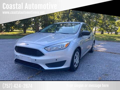 2016 Ford Focus for sale at Coastal Automotive in Virginia Beach VA