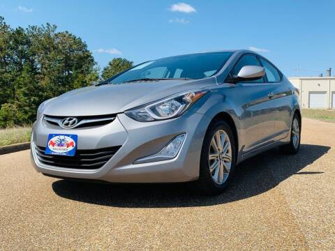 2014 Hyundai Elantra for sale at JC Truck and Auto Center in Nacogdoches TX