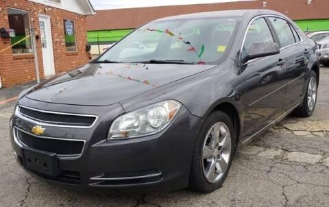 2011 Chevrolet Malibu for sale at L&M Auto Import in Gastonia NC