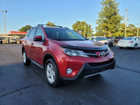 2013 Toyota RAV4 for sale at JV Motors NC 2 in Raleigh NC