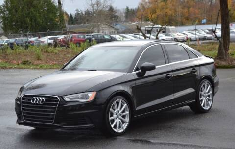 2016 Audi A3 for sale at Skyline Motors Auto Sales in Tacoma WA