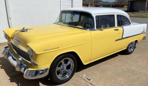 1955 Chevrolet 210 for sale at Classic Car Deals in Cadillac MI