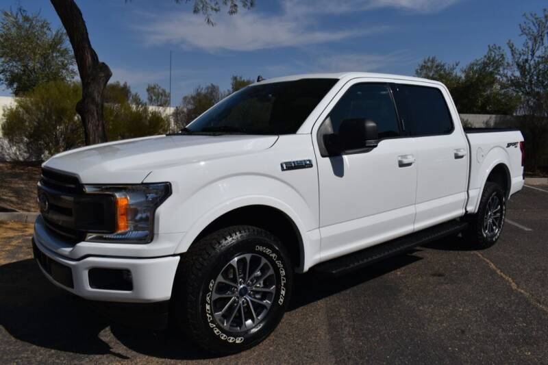 2020 Ford F-150 for sale at AMERICAN LEASING & SALES in Tempe AZ
